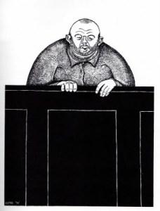 Illustration til Hedebølge i Gotiske gysere