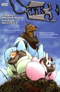 WE3 af Grant Morrison og Frank Quitely