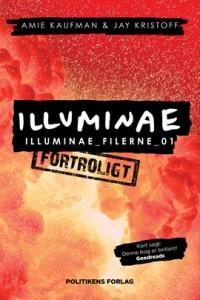 Illuminae af Amie Kafuman og Jay Kristoff