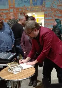 A. Silvestri signerer