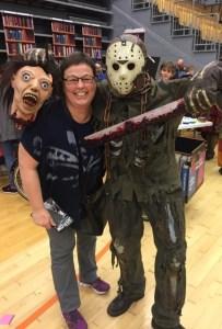 Jason Voorhees Sci-fi Con i Randers 2018