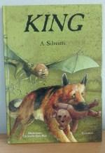 King af A. Silvestri, illustreret af Christoffer Gertz Bech