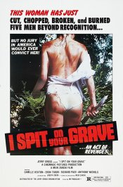 I spit on your grave, 1978