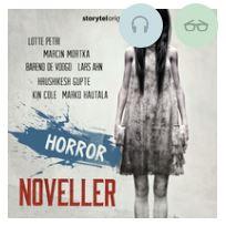 Horror-noveller af bl.a. Lotte Petri og Lars Ahn