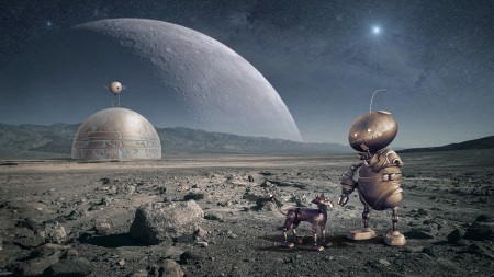 "<a href=""https://pixabay.com/illustrations/robot-planet-moon-space-forward-2256814/"">Image</a> by <a href=""https://pixabay.com/users/KELLEPICS-4893063/"">KELLEPICS</a> on Pixabay"