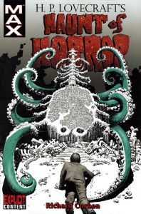 H. P. Lovecraft's Haunt of Horror af Richard Corben