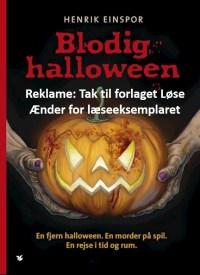 Blodig Halloween af Henrik Einspor
