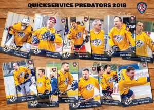 A personal project - The Quickservice Predators