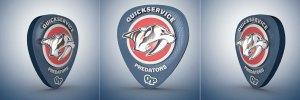 A personal project - 3D Predators Logo