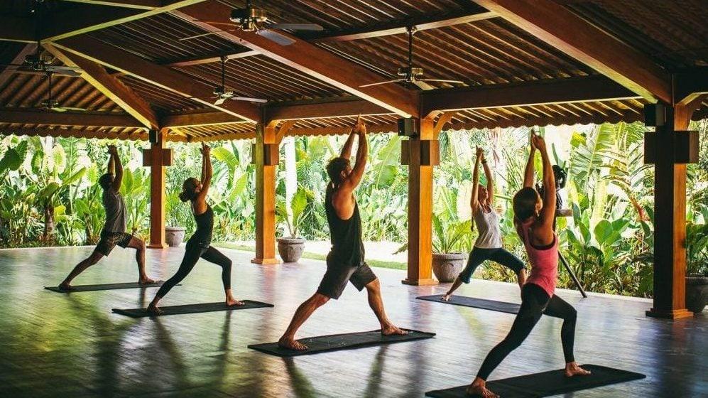 Fitness-Retreat