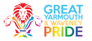 Great Yarmouth & Waveney Pride, Sponsorship, Great Yarmouth and Waveney Pride, Great Yarmouth and Waveney Pride
