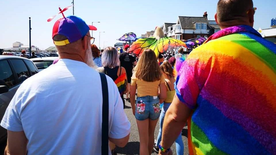From Inside the Closet   Great Yarmouth & Waveney Pride