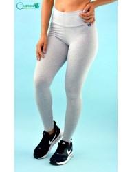 licra gris claro larga deportiva ropa mujer