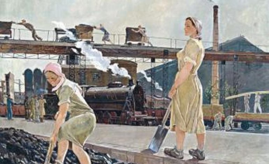 A mulher e o trabalho no capitalismo