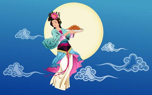 中國傳統節日科普 中秋節的由來與傳說_新浪家居