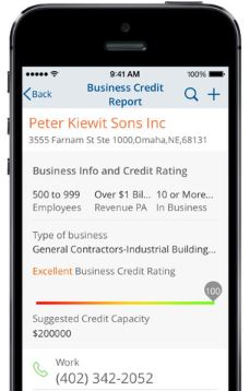 Infofree mobile credit