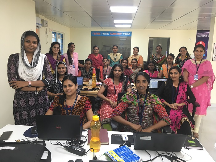 The Corporate360 Team in Kerala (Source: Corporate360)