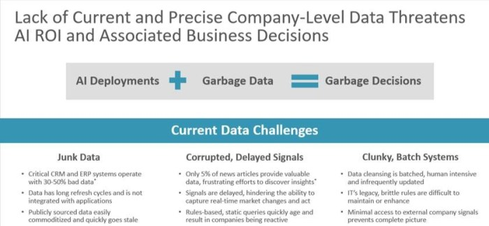Customer Data Challenges (Oracle Presentation, October 23, 2018)