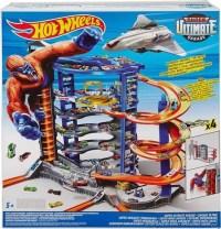 Mattel Hot Wheels Super Ultimate Garage Play Set (FDF25 ...