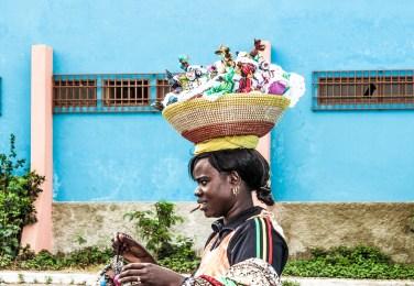 Woman in Palmeira