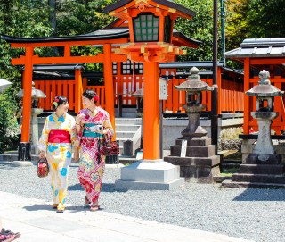 Fushimi Inari Taisha Shrine