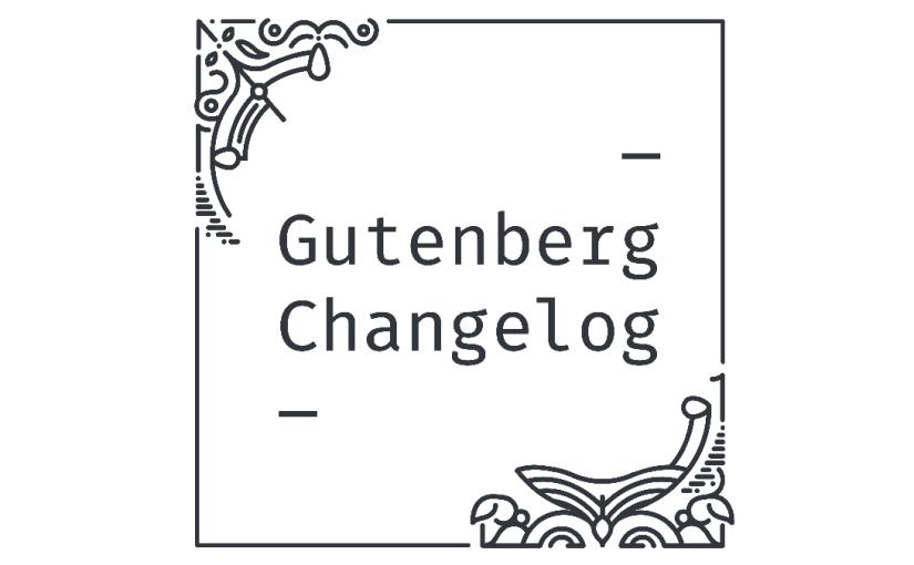 Gutenberg Changelog Podcast #44: Gutenberg 10.6