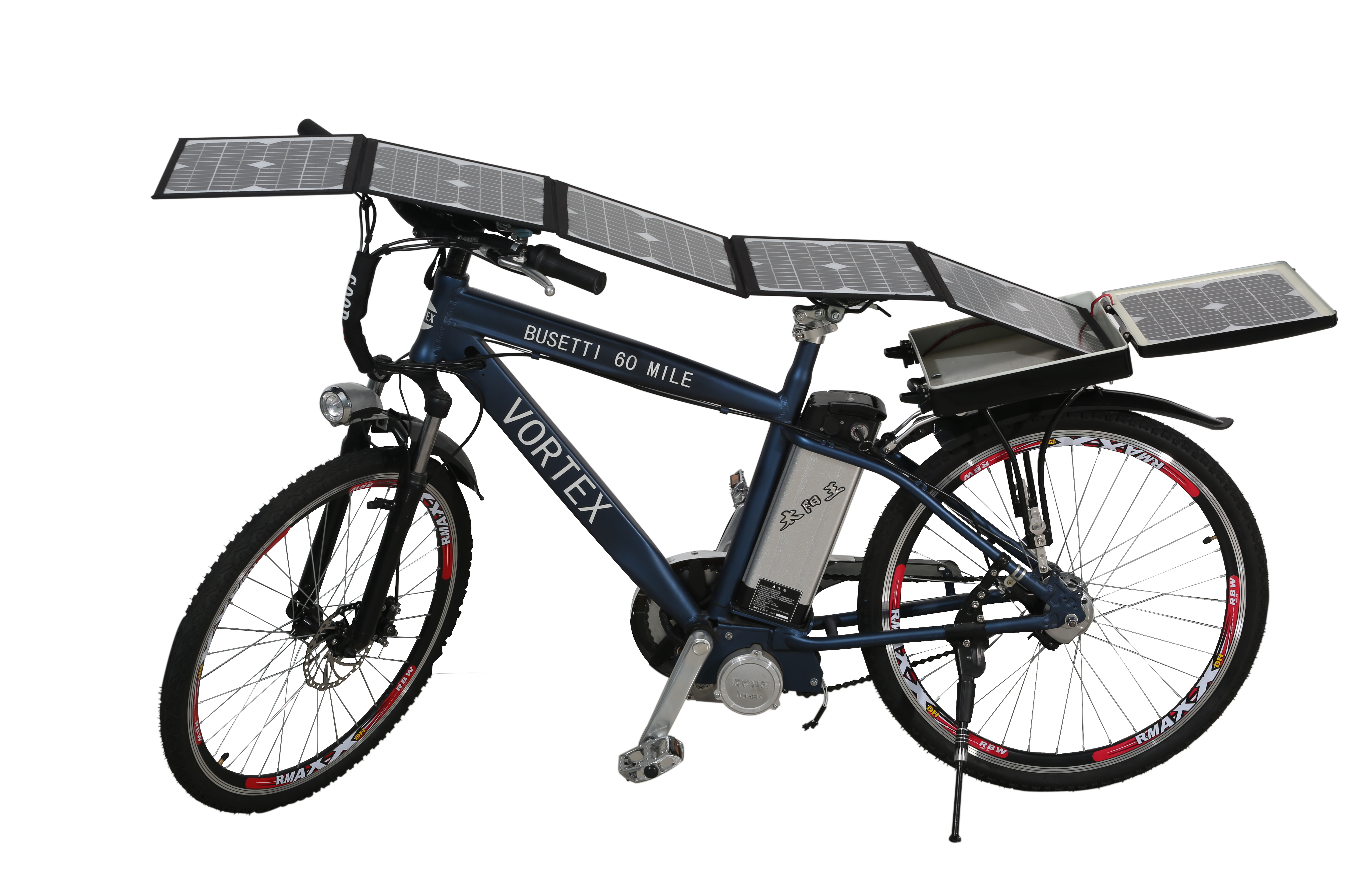 Solar Bicycle Electric Bike