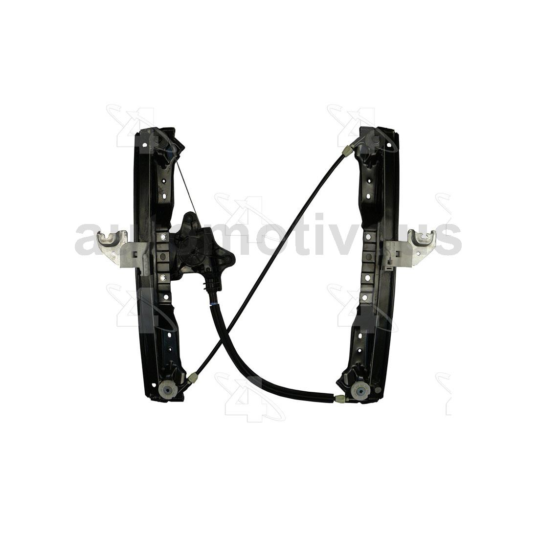 Rear Left Rear Right Window Regulator 2 X ACI For Dodge