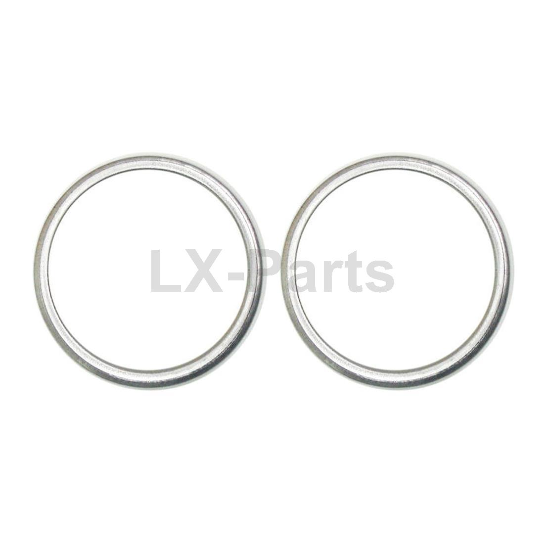 2PCS Bosal USA Exhaust Pipe Flange Gasket Fits Accord