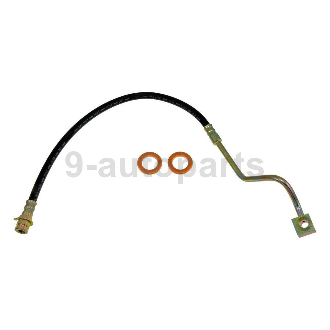 Dorman Brake Hydraulic Hose Front Left Front Right 2 Of