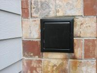 Repairing a Chimney Cleanout Trap | Gilles' Outlet