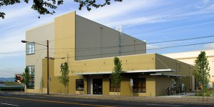Portland Rock Gym Front