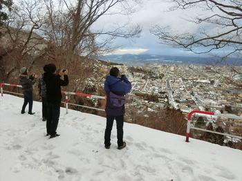 立待岬初日の出ツアー