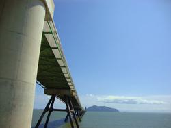 太平洋セメント桟橋