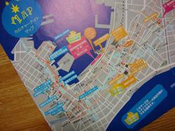 カルチャーナイトマップ