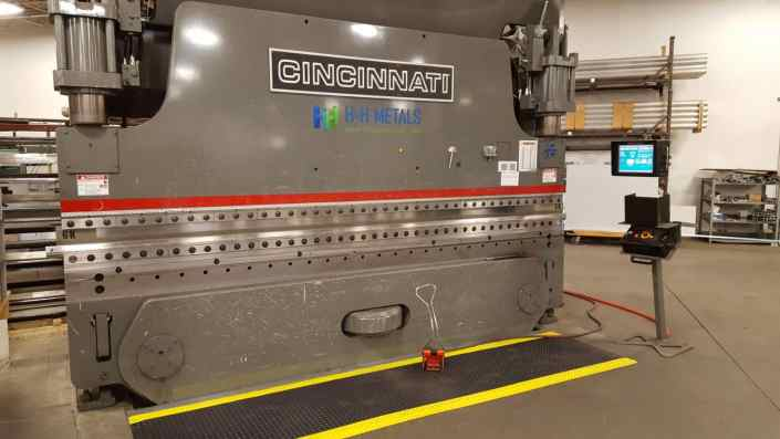 Cincinnati Hydraulic 14' press brake