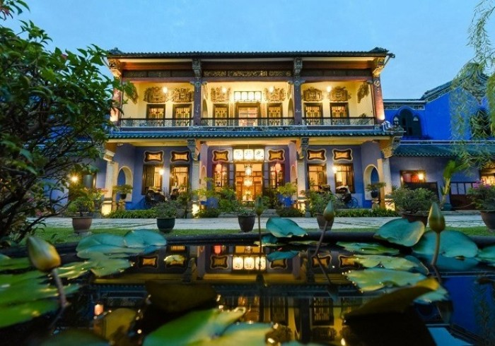 Booking Cheong Fatt Tze The Blue Mansion