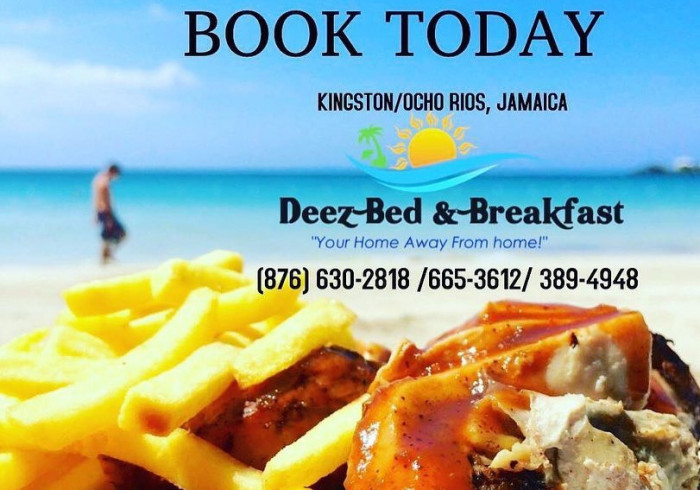 Deez Bed And Breakfast Ocho Rios Ocho Rios Jamaica