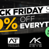 【終了】XLN Audio BLACK FRIDAY SALE 全品50%オフ!