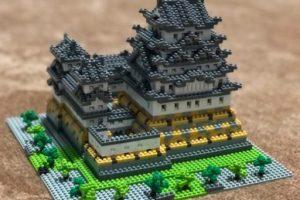 nanoblock姫路城