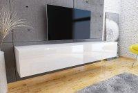 TV Lowboard Hngeboard Tisch Board Schrank mit Hochglanz ...