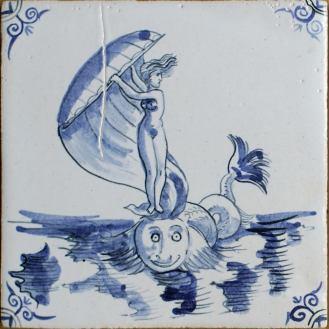 9301-Zeewezen-fortuna-mit-segel-auf-fisch