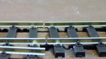 Längenausgleich Standard Schienenverbinder