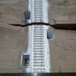 Signal Module geschottert Detail