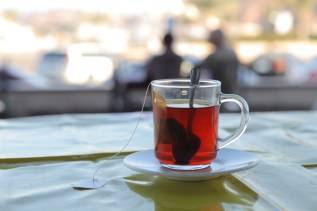 tea for two at Muttrah