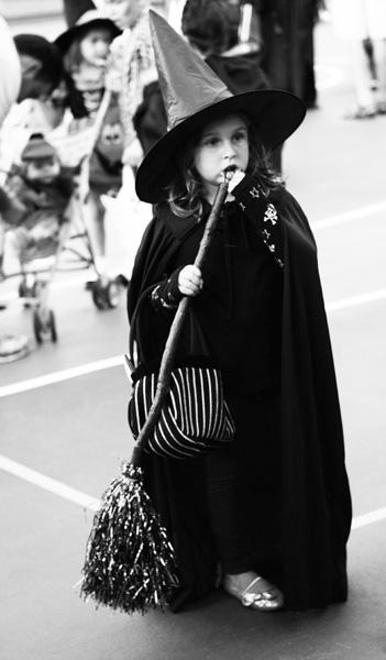 cute lil witch