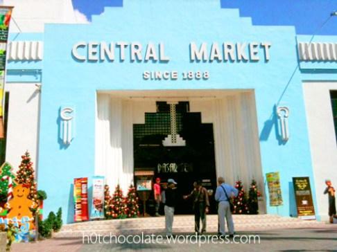 central market tampak depan, nyari oleh-oleh disini aja ya