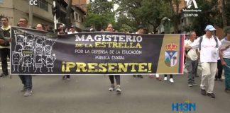 protestas-en-Medellin