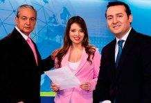 Presentadores de Hora 13 Noticias