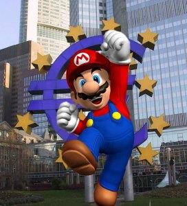 Mario à la BCE, ça va donner !